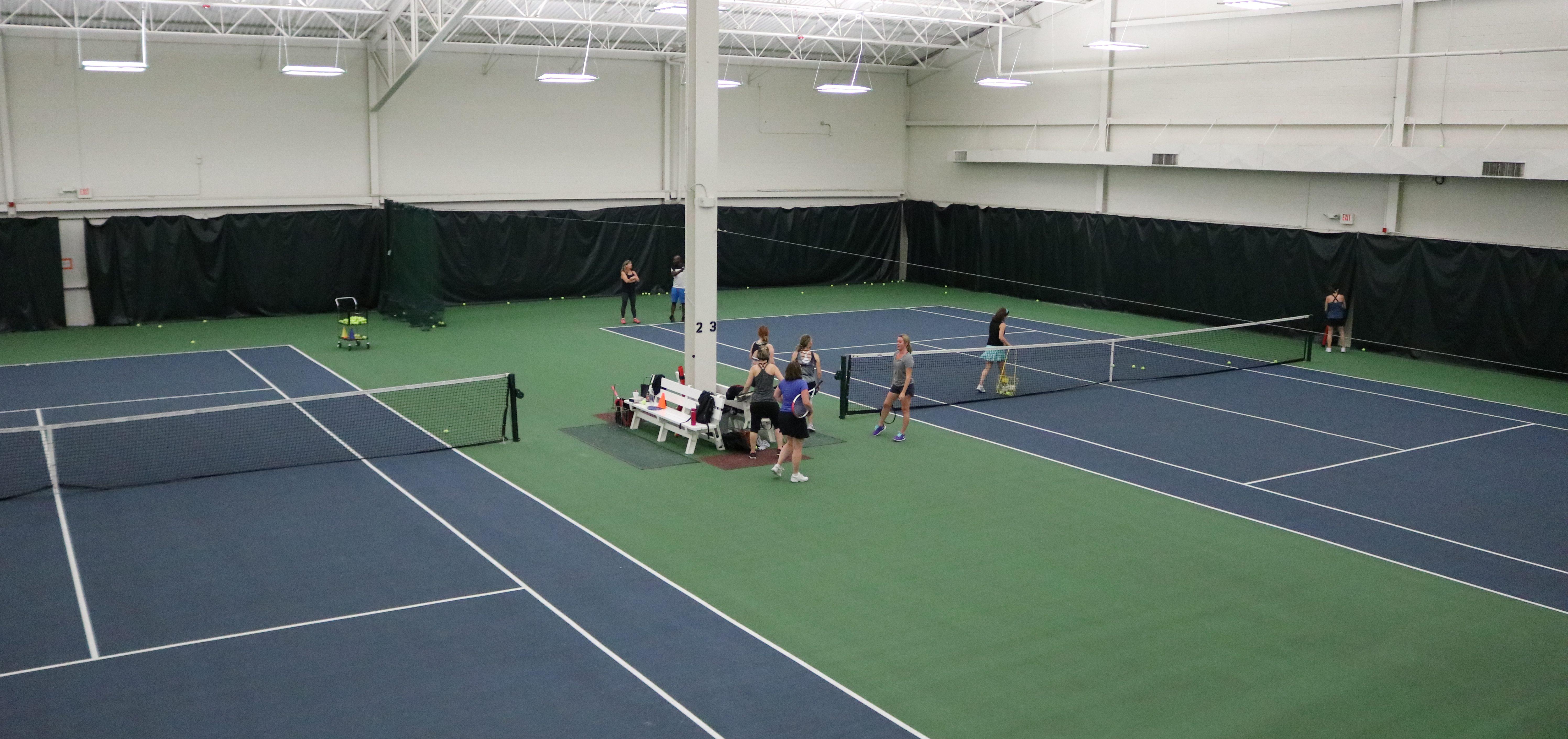 Tennis Deerfield Park District