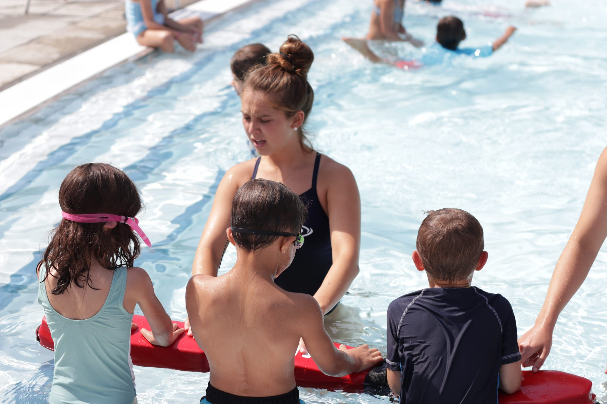 Swim Lessons Deerfield Park District