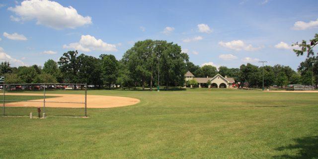 Jewett Park field