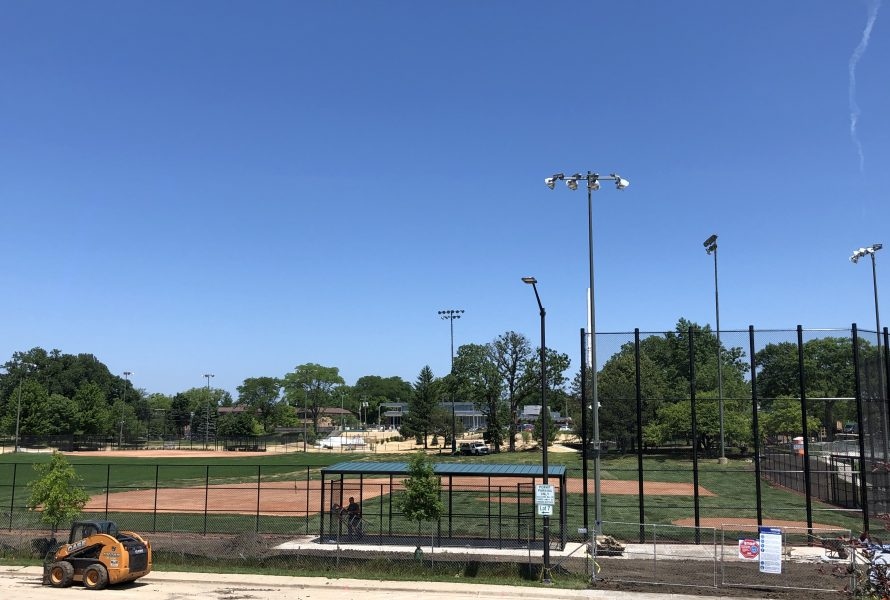 Ball Field Renovation