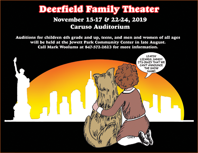 deerfield family theater